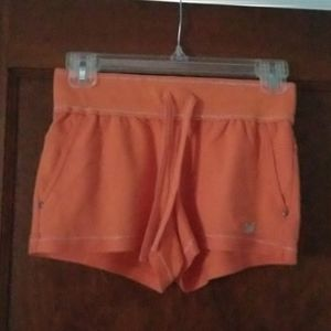 Orange shorts by Dream Out Loud